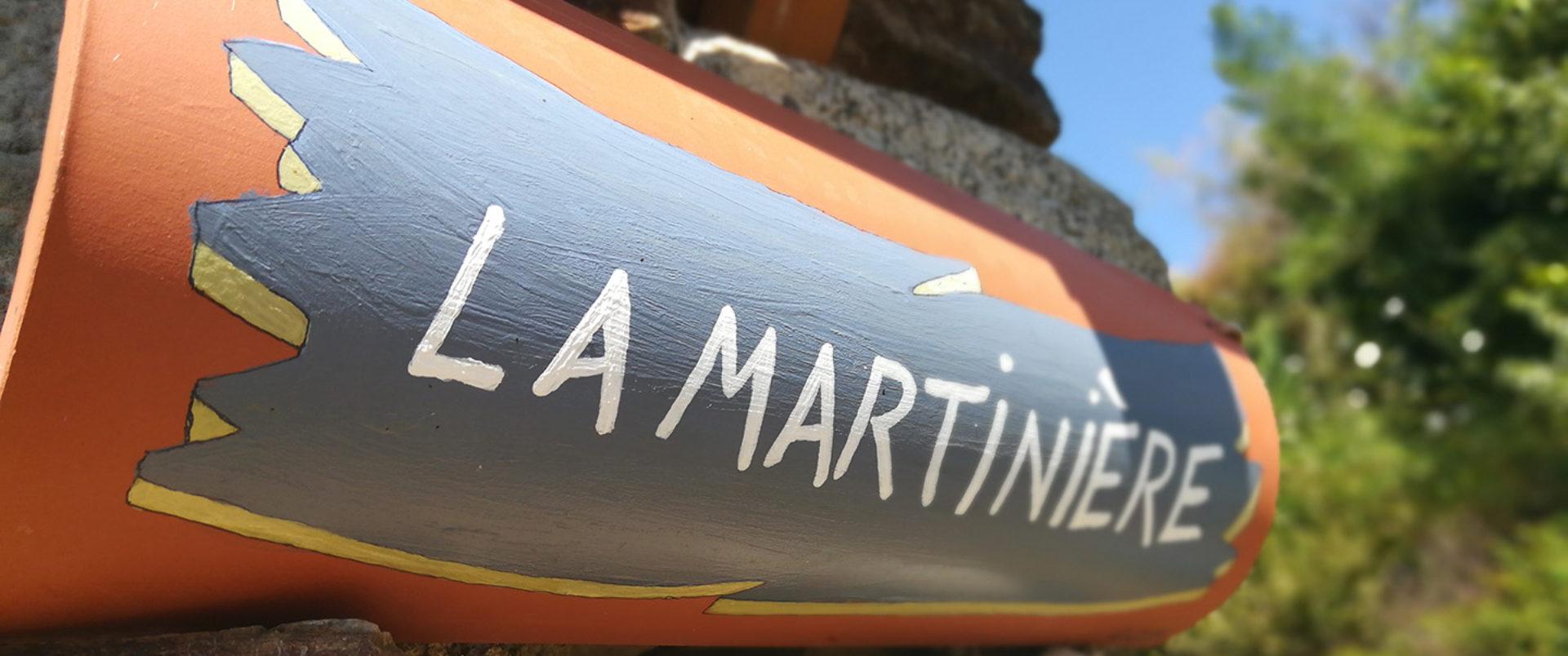 Gîte La Martinière